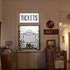 Gainesville Amtrak Station, Texas – Ticket Counter