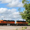 BNSF Locomotive No. 1533 (EMD GP28M) at Lincoln NE