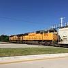 Union Pacific Locomotives No. 4576 (EMD SD70M) & No. 8147 (GE ES44AC-H )