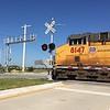 Union Pacific GE ES44AC-H Locomotive No. 8147