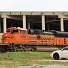 BNSF EMD SD70Ace Locomotive No. 9095 (s/n 20116683-046)