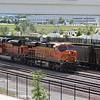 BNSF Locomotives No. 6268 (GE ES44AC) & No. 8586 (EMD SD70Ace)