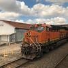 BNSF Locomotives No. 7145 GE ES44C4 (s/n 61559)
