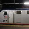 Amtrak Siemens ACS-64 No. 620 at Platform 10 Philadelphia 30th Street Station