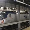 Amtrak Siemens ACS-64 No. 632 at Platform 8 Philadelphia 30th Street Station