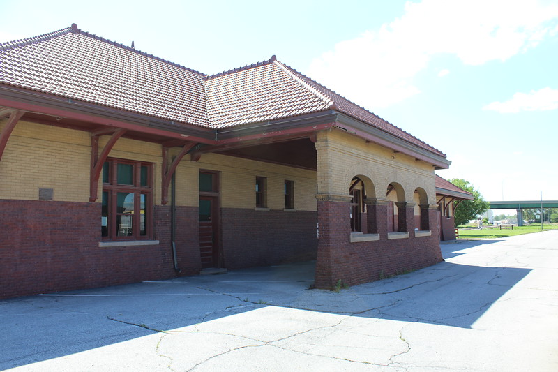 Chicago Rock Island and Pacific Railroad Depot, Council Bluffs, Iowa