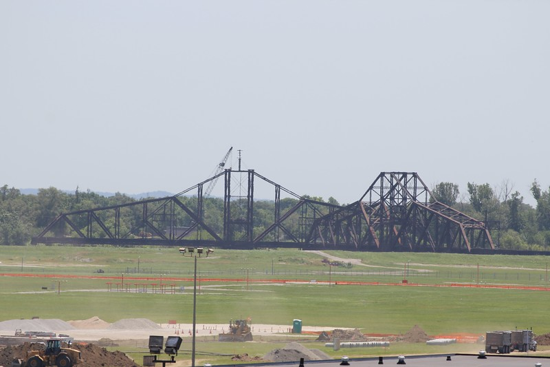 Illinois Central Missouri River Bridge, Omaha NE
