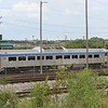 Trinity Railway Express (TRE) Budd Rail Diesel Car RDC1 No. 2001 at Irving Depot
