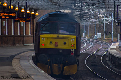 47245 West Coast Railway Company Paisley Gilmour Street 18/02/2016