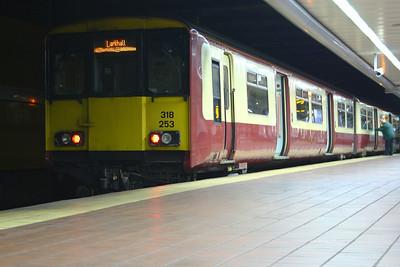 318253 Glasgow Central (Low Level) Glasgow 14/03/2014