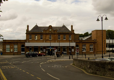 Berwick Upon Tweed station