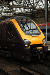 221137 standing at P4 waiting to depart on a CrossCountry service to Plymouth