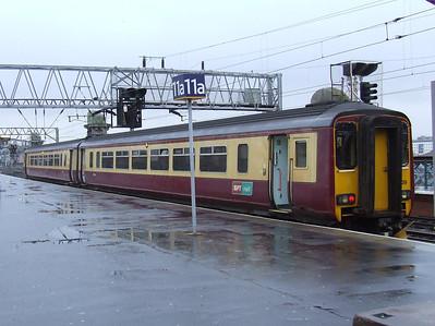 156439 at Platform 11a