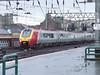 221118 <i>Mungo Park</i> passing Platform 11