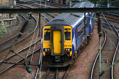 156434 Eglinton Street Junction Glasgow 13/08/2014