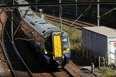 380113 Eglinton Street Junction Glasgow 13/08/2014