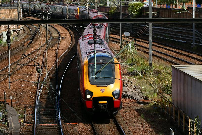 221105 Polmadie Depot Eglinton Street Junction Glasgow 13/08/2014