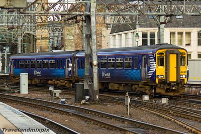 156499 Glasgow Central Glasgow 17/12/2015