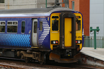 156494 Glasgow Central (High Level) Glasgow 08/07/2014