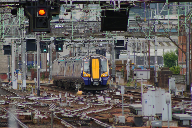 380104 Glasgow Central (High Level) Glasgow 08/07/2014