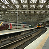 221123 and 350404<br /> Glasgow Central (High Level)<br /> Glasgow<br /> 08/07/2014