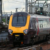 221123, departing for Plymouth<br /> Glasgow Central (High Level)<br /> Glasgow<br /> 08/07/2014