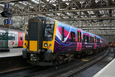 350404 Glasgow Central (High Level) Glasgow 08/07/2014