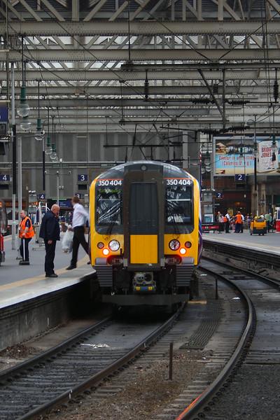 350404 Glasgow Central (High Level) Glasgow 08/07/2014