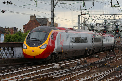 390154 Glasgow Central (High Level) Glasgow 08/07/2014