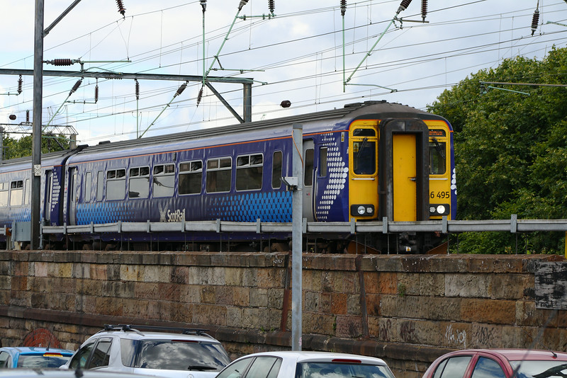 156495 Bridge Street Junction Glasgow 07/07/2014