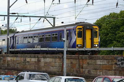 156495 Bridge Street Junction Glasgow 07/07/2014