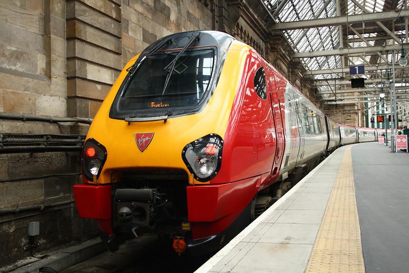 221118  Glasgow Central (High Level) Glasgow 27/01/2014