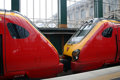 221118, 221111 Roald Amundsen Glasgow Central (High Level) Glasgow 27/01/2014