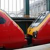 221118, 221111 <i>Roald Amundsen</i><br> Glasgow Central (High Level)<br> Glasgow<br> 27/01/2014