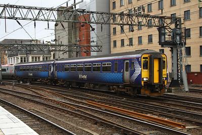 156495 Glasgow Central (High Level) Glasgow 27/01/2014