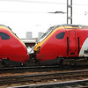 221118, 221111 <i>Roald Amundsen</i><br> Glasgow Central (High Level)<br> Glasgow<br> 27/01/2014