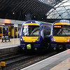 170471 and 170453 at P4 & P5 at Glasgow Queen Street