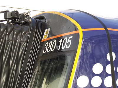 Unit numbering system for the Class 380, the same as other Desiro units that have gangway connections at the nose ends