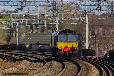 66423 DRS Paisley Gilmour Street 09/03/2016