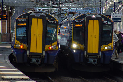 380107, 380014  Paisley Gilmour Street Scotrail 09/03/2016