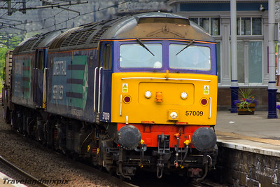 57009 DRS Paisley Gilmour Street 12/08/2015
