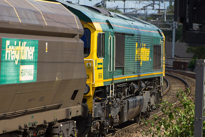 66546 Freightliner Paisley Gilmour Street 07/08/2015