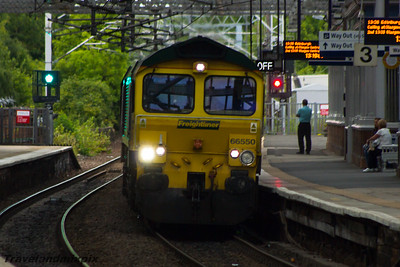 66550 Freightliner Paisley Gilmour Street 19/08/2015