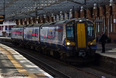 380003 Scotrail Paisley Gilmour Street 16/09/2015