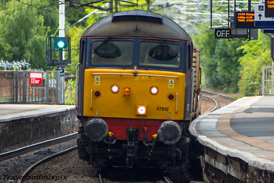 57012 DRS Paisley Gilmour Street 02/09/2015