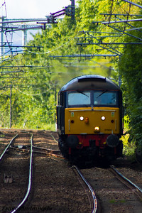 57004 DRS Paisley Gilmour Street 16/09/2015