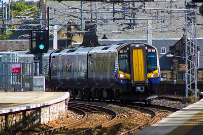 380111 Scotrail Paisley Gilmour Street 16/09/2015