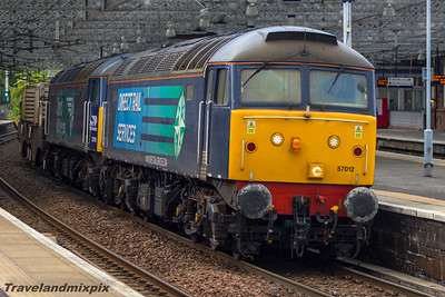 57012, 57010 DRS Paisley Gilmour Street 02/09/2015