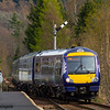 170428<br /> Scotrail<br /> Pitlochry<br /> 24/04/2016