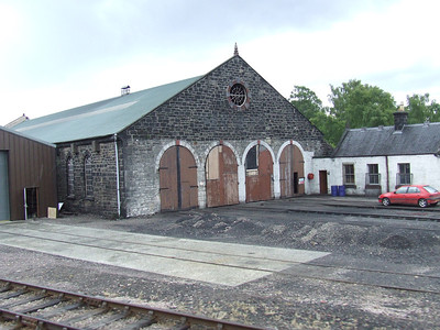 Aviemore Shed